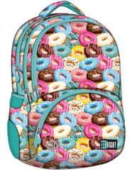 St.Majewski Szkolny plecak Donuts