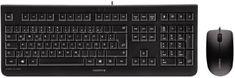 Cherry set klávesnica a myš DC 2000, CZ, čierna (JD-0800CS-2)