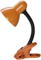 Rabalux Stolní lampa s klipem DENNIS, LED 40W, 230V - rozbaleno