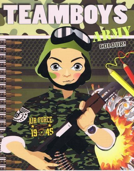 autor neuvedený: Teamboys Army Colour!