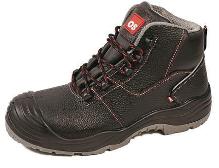 744cf2b48b6d Otto Schachner Pracovná obuv Brovst S3 Metal Free čierna 40