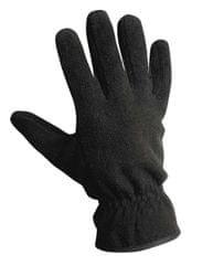 Červa Fleece rukavice Mynah zateplené čierna 7