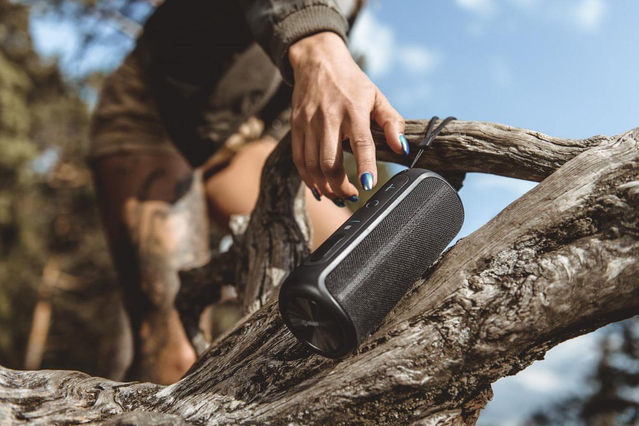 Bežični zvučnik Niceboy RAZE Bluetooth s 360° prostornim zvukom u svim smjerovima