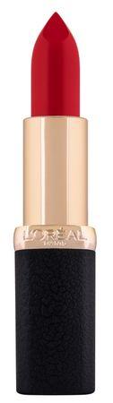 L'Oréal rdečilo za ustnice Color Rich Matte, 344 Crimson Obsession