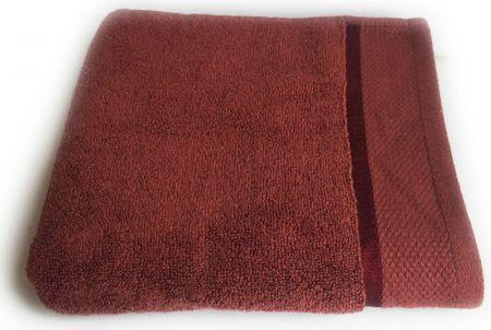 Jerry Fabrics set ručnika COLOR, 50 x 100 cm, smeđi