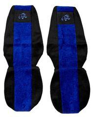 F-CORE Poťahy na sedadlá PS18, modré
