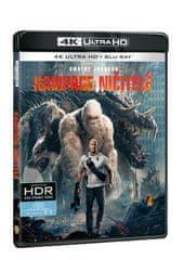 Rampage: Ničitelé (2 disky) - Blu-ray + 4K Ultra HD