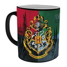 Hrnek Harry Potter - Bradavický erb měnící se (0,3 l)