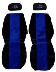 F-CORE Poťahy na sedadlá PS06, modré