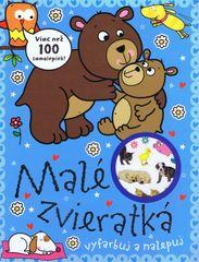 autor neuvedený: Malé zvieratká - viac než 100 nálepiek