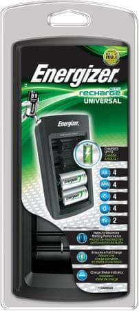 Energizer Univerzální nabíječka (LED indikace) EN001