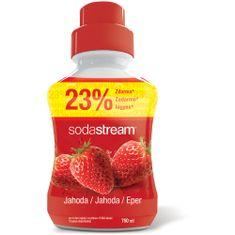 SodaStream SADA SHOP PRÍCHUŤ 750ML JAHODA