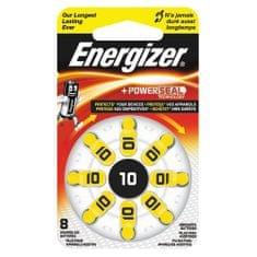 Energizer Hallókészülék elem (10), 8db