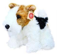 Rappa pluszowy pies foksterier 30 cm