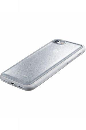 CellularLine ovitek Selfie za iPhone 7/8, srebrn