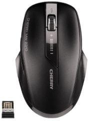 Cherry miš MW 2310 Wireless, crni, USB