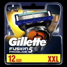 Gillette Fusion5 ProGlide holiaca hlavica pre mužov 12 ks