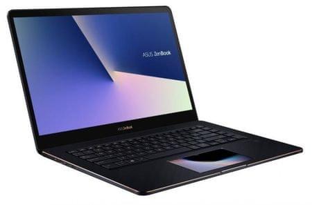 Asus prijenosno računalo ZenBook Pro 15 UX580GE-E2004R i7-8750H/16GB/SSD512GB/15,64K/GTX1050Ti/W10P