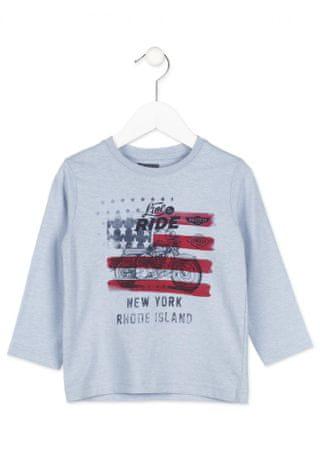 Losan chlapecké tričko 104 světle modrá