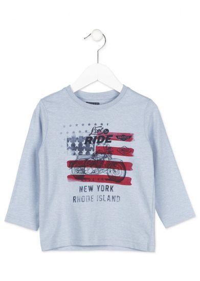 Losan chlapecké tričko 98 světle modrá