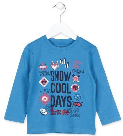 Losan chlapecké tričko 92 světle modrá
