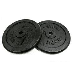 Master kotúč 20 kg kov (pár)