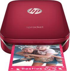 HP Sprocket Photo Printer (Z3Z93A)