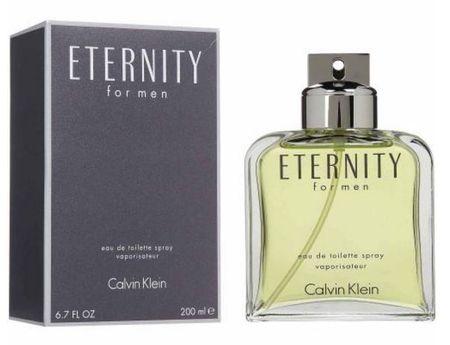 Calvin Klein Eternity for Men EDT, 200 ml