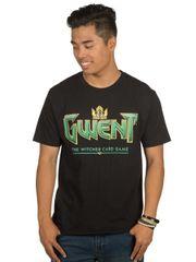 Koszulka Wiedźmin - Logo Gwent Classic (rozmiar US M / Europejski L)