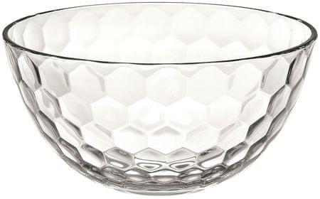 Vidivi staklena zdjela MEDU, 23,5 cm