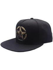 Czapka z daszkiem Call of Duty: WWII - Star Cap (brązowa)
