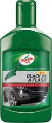 Turtle Wax Lesk pre plasty exteriérov, Black In A Flash, 300 ml