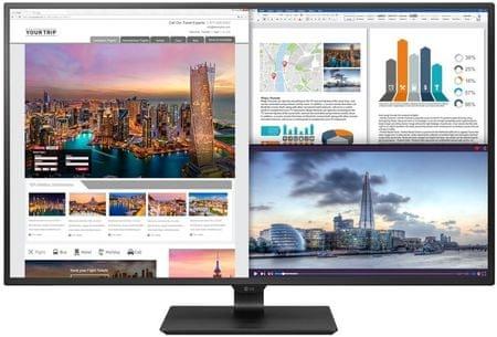 LG IPS 4K UHD monitor 43UD79