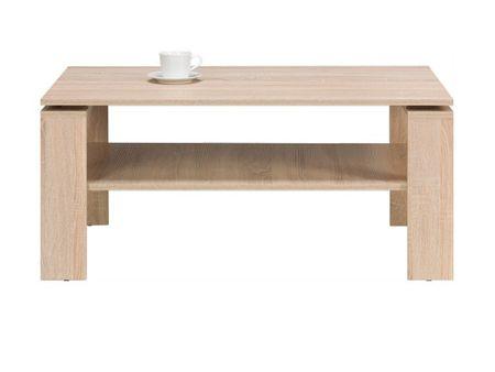 DOSS konferenční stolek BS1, dub sonoma