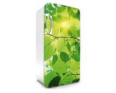 Dimex Fototapeta na chladničku FR-120-009 Zelené listy 120 x 65 cm