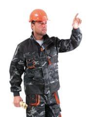 Emerton Odolná montérková bunda pánska čierna 62