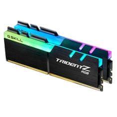 G.Skill pomnilnik Trident Z RGB 16GB, 3600 MHz, DDR4 (F4-3600C16D-16GTZR)