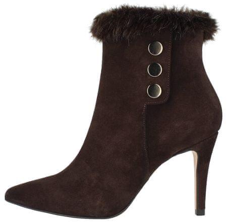 Roberto Botella buty za kostkę damskie 35, brązowy