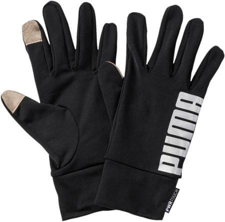 Puma rokavice Pr Performance Gloves Black Reflect, črne, L