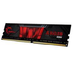 G.Skill memorija Aegis 8GB, 3000 MHz, DDR4 (F4-3000C16S-8GISB)