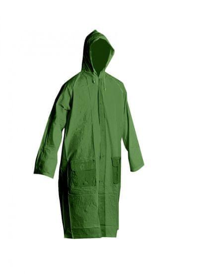 Cerva Pršiplášť s kapucňou Irwell zelená XL