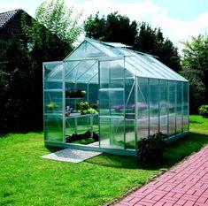 VITAVIA skleník VITAVIA URANUS 9900 PC 6 mm strieborný