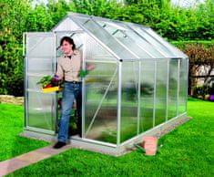 VITAVIA skleník VITAVIA VENUS 6200 PC 4 mm strieborný