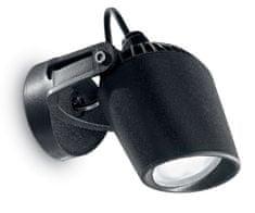 Ideal Lux zunanja stenska svetilka Minitommy AP1 nero 096476, črna