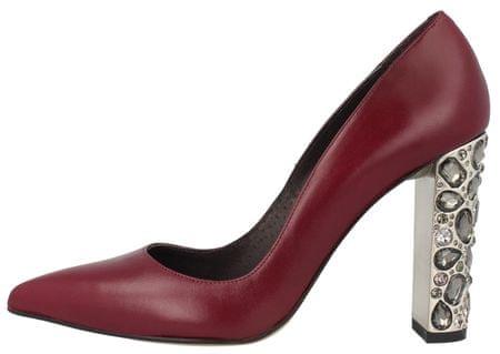 Roberto Botella ženski čevlji s peto, 35, rdeči