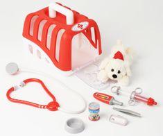 Klein Kovček za veterinarja s kužkom