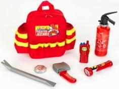 Klein Hasičský záchranársky batôžtek s vybavením