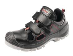 Panda Safety Pracovné sandále Scudo S1P čierna 45