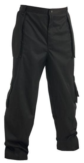 Cerva Ľahké pracovné nohavice Rhino pánske čierna 52