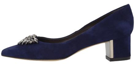 Roberto Botella dámské lodičky 36 tmavo modrá
